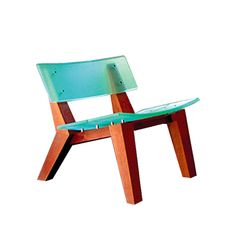 Iceberg Chair - Chairs - Seating - Furniture - by Rob Edley Welborn - Rob Edley Welborn Furniture