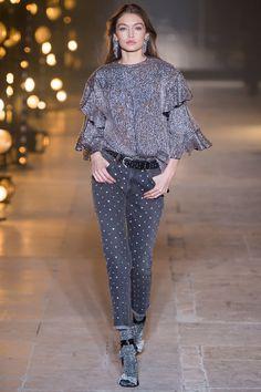 Isabel Marant Paris Fashion week 2017