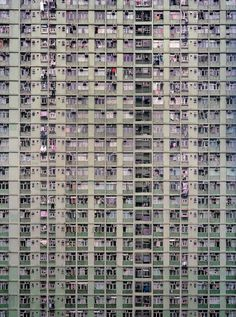 Can you believe these are actually apartments? The stunning images of Hong Kong…
