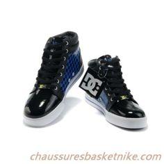 DC Rebound High TX Chaussures de Ski pour Femme Noir