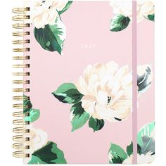 ban.do 17 month large agenda lady of leisure ($32) ❤ liked on Polyvore featuring home, home decor and stationery