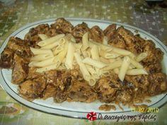 Χοιρινή τηγανιά με ελληνικά τυριά Beef, Chicken, Food, Meat, Essen, Meals, Yemek, Eten, Steak