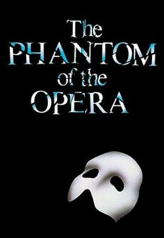 The official poster of one of Broadway's most successful musicals, The Phantom of the Opera. Released in 1986.