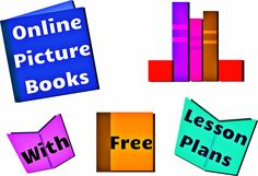 Online picture books with free lesson guides. What a treasure!