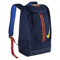 16 Jul FC Barcelona Allegiance Shield Soccer Backpack 18x14x10 BA5028-410