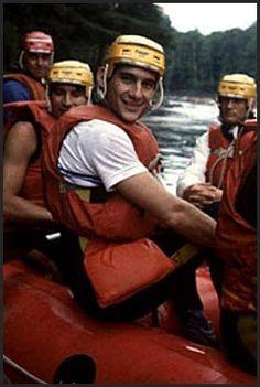 Esporte de Aventura - Ayrton Senna