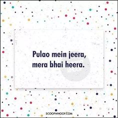 Need Compliments For Your Yaar? Here Are 24 Desi Poems For Your Undying Pyaar Funny Teenager Quotes, Funny Attitude Quotes, Cute Funny Quotes, Sarcastic Quotes, Qoutes, Badass Quotes, Funny Memes, Flirt Quotes, One Word Caption