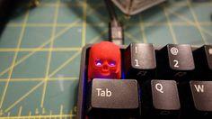 Keyboard 3D Print