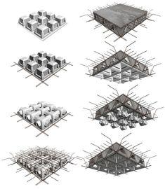 alarcon+asociados reduce floor slabs with holedeck system