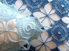 Manufaktura Rękodzieła - poszewki na poduszki ręcznie wykonane na szydełku