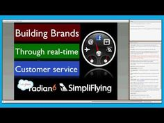 Building Brands: Customer Service is now Real-Time [Full Webinar]  featuring our CEO Shashank Nigam and hosted by friends at Radian6