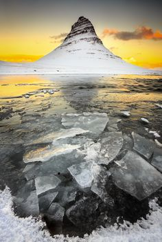 Shattered Horizon Iceland by Aaron Radford of www.theofficialphotographers.org on 500px