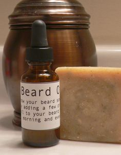The Untraditionally Traditional Family: Beard Oil - The perfect gift for the hairy man in your life!