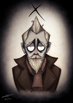 Docteur Who par Tim Burton