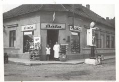 Bata Store, Czech Republic, undated #batashoes Bata Shoes, Rues, Czech Republic, Vip, Past, Street View, Retail, Landscape, World