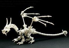 For my Lego geek...Bone dragon