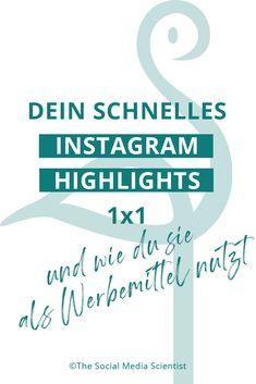 In diesem Beitrag findest du heraus, wie du Instagram Highlights schnell und professionel erstellst und wie du damit deine Produkte oder Services bewirbst!