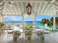 Extraordinary Property of the Day: Serene Island Villa in Saint James, Barbados