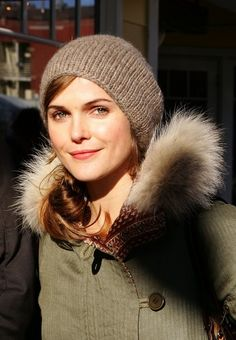 Love her hair color.    Keri Russell Photo - Sundance Film Festival '07: Around Sundance Day Six