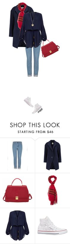 """""""Casual Wear"""" by marion-fashionista-diva-miller ❤ liked on Polyvore featuring Mason by Michelle Mason, Florian London, Burberry, ViX, Converse, Betsey Johnson, casualoutfit, CasualChic and casualstyle"""