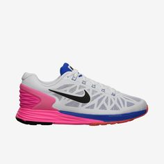 quality design b6e40 fd9d4 nike womens lunarglide 6 running trainers 654434 101 sneakers shoes (uk 5  us eu nike womens lunarglide 6 running trainers 654434 101 sneakers shoes.