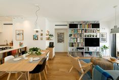 The Flea Market Apartment Modern Home in Tel Aviv-Yafo, Tel Aviv… on Dwell