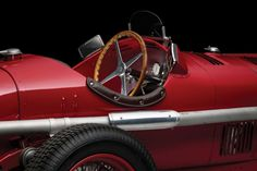 1934 Scuderia Ferrari Alfa Romeo P3 Tipo B   NLKiosk