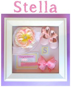 Smart! School {House}: Baby Shadow Boxes - to do with the things from Guatemala