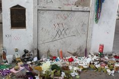 St. Louis Cemetery #1- New Orleans