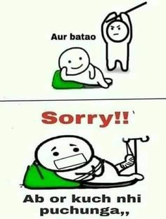 Funny Memea, Funny School Jokes, Funny Jokes In Hindi, Very Funny Jokes, Funny Facts, Funny Minion, Hilarious, Funny Attitude Quotes, Stupid Quotes