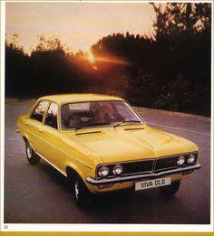 Vauxhall 1977