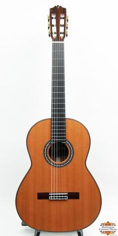 The Cordoba C9 Parlor is ideal for the player looking for the feel, comfort, and ease of playability that a smaller instrument provides, while retaining the sweet, warm tone created by all-solid wood construction. Built with a solid Canadian cedar top with solid mahogany back and sides, the C9 Parlor features a 7/8 body size, 50mm nut width, and the fan bracing pattern found on most Cordoba guitars. This bracing pattern gives the center of the soundboard more surface area to vibrate and…
