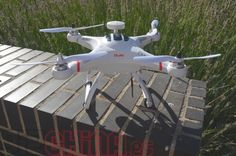 Interesante: Review del quadcopter CX-20 Auto-Pathfinder