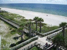 Englewood Beach Boardwalk, FL