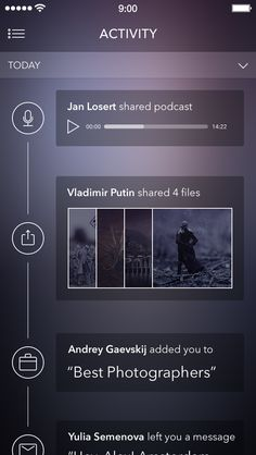 Activity Screen line Timeline App, Timeline Design, Design Thinking, Web Design, Flat Design, Motion Design, Tablet Ui, App Design Inspiration, Mobile Ui Design