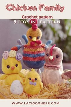 Handmade Crafts, Handmade Ideas, Etsy Handmade, Crochet Doll Pattern, Crochet Toys Patterns, Amigurumi Patterns, Stuffed Animal Patterns, Diy Stuffed Animals, Double Crochet