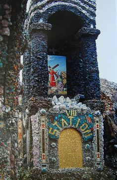 """""""A collection of the weirdest & wonderfulest places built by people with a colourful imagination all around the world."""""""