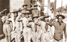 """The African American Boy Scout movement, a story Date: Mon, July 31, 1911 This date celebrates the founding of America's first """"Negro Boy Scout"""" troop in 1911. Initially started in Elizabeth City, North Carolina, opposition was encountered immediately, but troops continued to meet in increasing numbers. In 1916, the first official Boy Scout Council-promoted Negro Troop 75 began in Louisville, KY."""