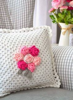 Get free Outlook email and calendar, plus Office Online apps like Word, Excel and PowerPoint. Sign in to access your Outlook, Hotmail or Live email account. Crochet Pillow Cases, Crochet Cushion Cover, Knit Pillow, Crochet Cushions, Crochet Flower Patterns, Crochet Designs, Crochet Flowers, Love Crochet, Crochet Motif
