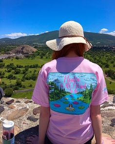 Go on an adventure in your favorite Southern Girl Prep tee! ☀️