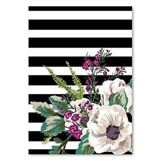 Expressive of feminine style and dramatic design, the Floral Tre Print Art from Americanflat exudes a French feel in its stripes. Cute Backgrounds, Cute Wallpapers, Wallpaper Backgrounds, Cellphone Wallpaper, Iphone Wallpaper, Floral Prints, Art Prints, Watercolor Art, Illustration