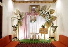70 likes, 1 comments - dekorasi tunangan, wedding