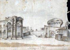 porta Saragozza XVIII secolo