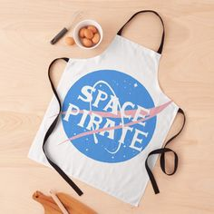 Space Pirate, Pirates, Apron, My Arts, Art Prints, Awesome, Stuff To Buy, Products, Art Impressions