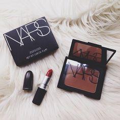 Nars and Mac Makeup Goals, Makeup Inspo, Makeup Inspiration, Makeup Tips, Makeup Products, Beauty Products, Moodboard Inspiration, Makeup Brands, All Things Beauty