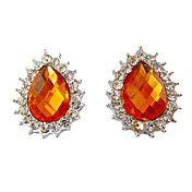 Crystal Earrings 12 – USD $ 4.99