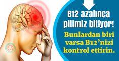 B12 azalınca pilimiz bitiyor