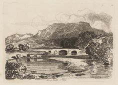 John Sell Cotman  Tan-y-Bwlch, Merionethshire, North Wales date not known
