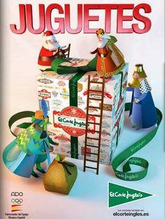 Catalogo Juguetes de Navidad 2014 El Corte Ingles. Consulta los precios