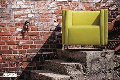 Fleck armchair